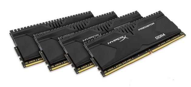 module DDR4 de la HyperX