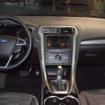 Interior Ford Mondeo Vignale
