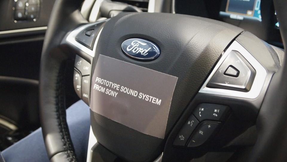 Prototip Ford Mondeo Vignale