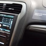 Sistem de sunet prototip Ford Mondeo Vignale