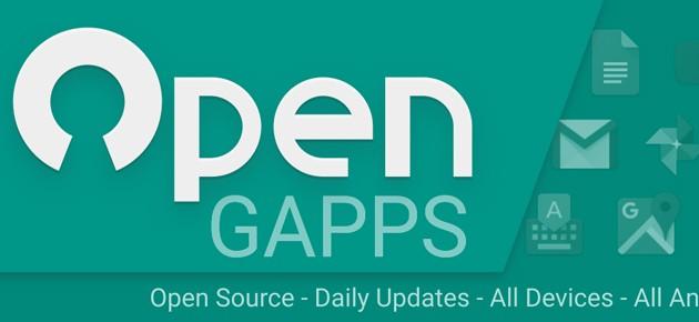 Proiectul Open GApps