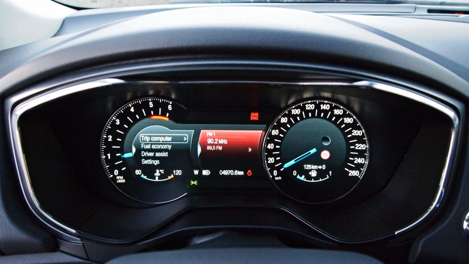 Ford Mondeo 2.0 TDCi 150 CP M6 AWD - review : Gadget.ro ...