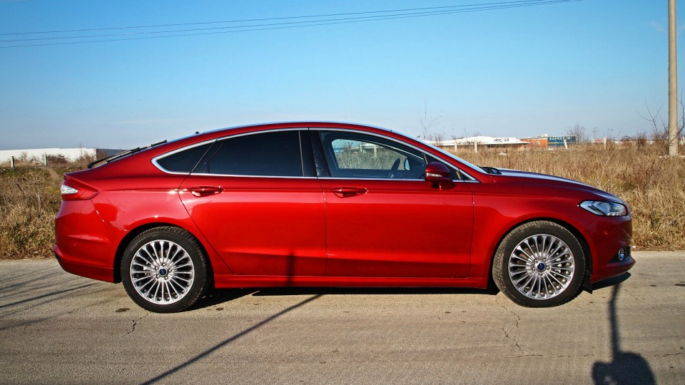 Ford Mondeo AWD (2)