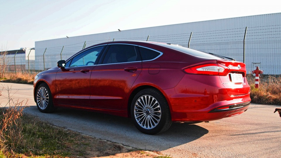 Ford Mondeo AWD (5)