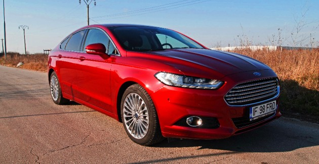 Ford Mondeo AWD