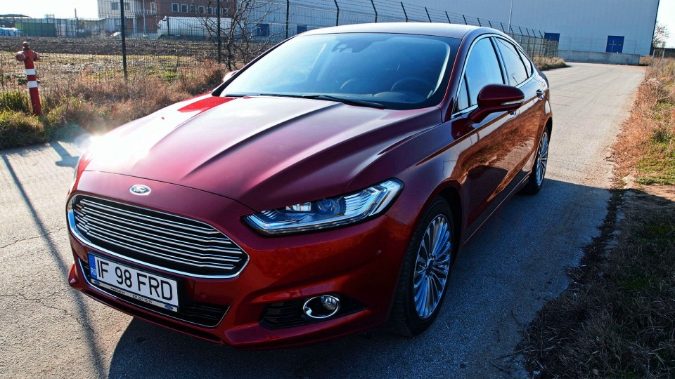 Ford Mondeo AWD (8)