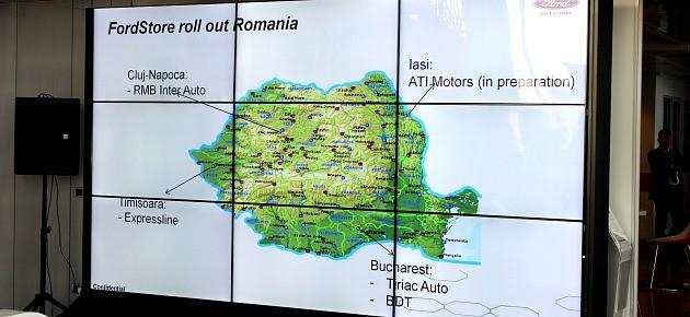 FordStore din Romania