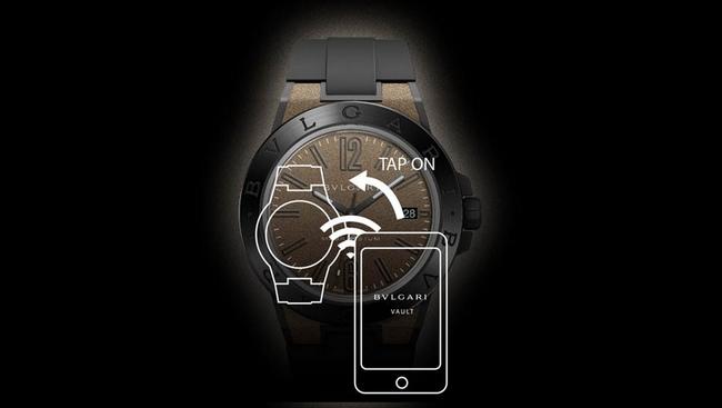 Bulgari smartwatch