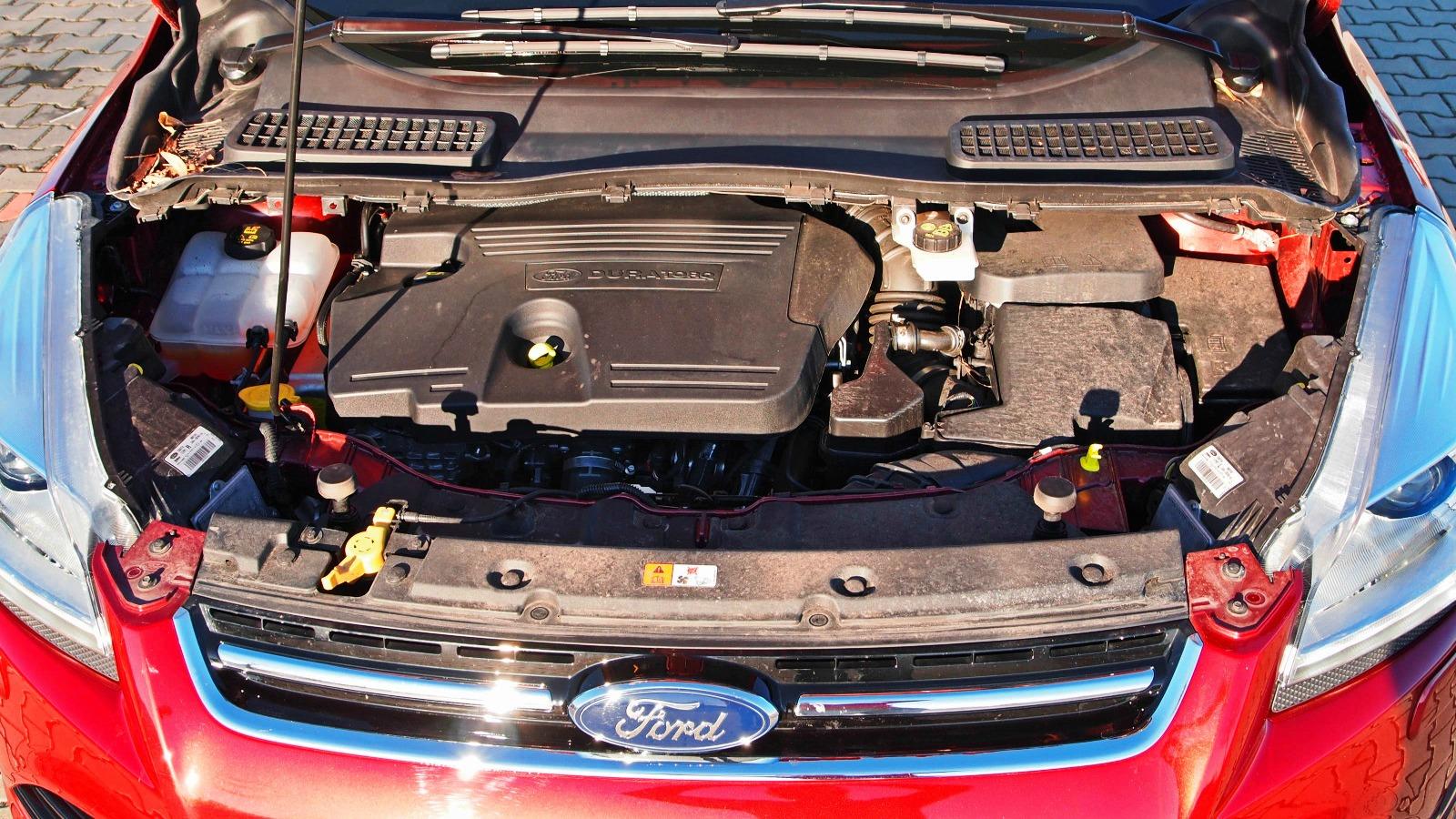 Ford Kuga motor 2.0 TDCi 182 CP