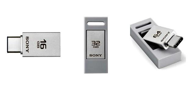 Sony Stick USB Type-C