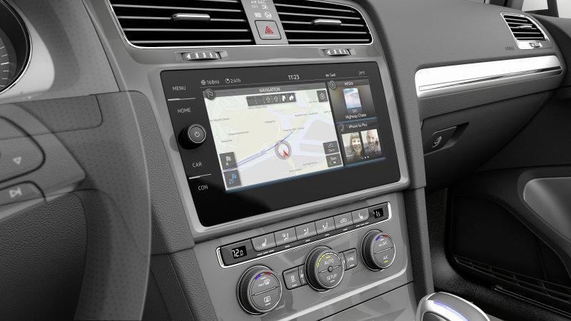 e-Golf Touch Interior