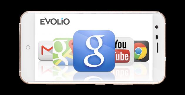 Evolio si Google