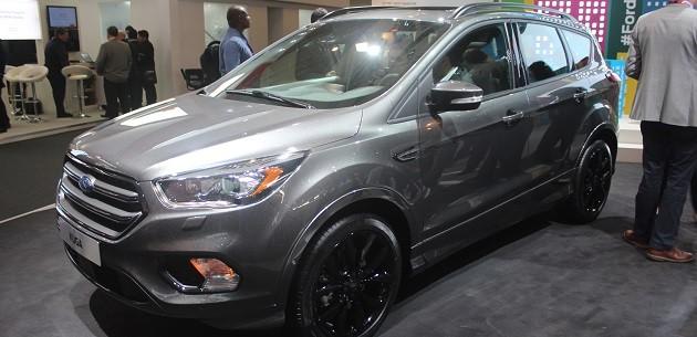 Noul Ford Kuga 2016