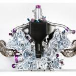 Motorul Porsche 9191 Hybrid