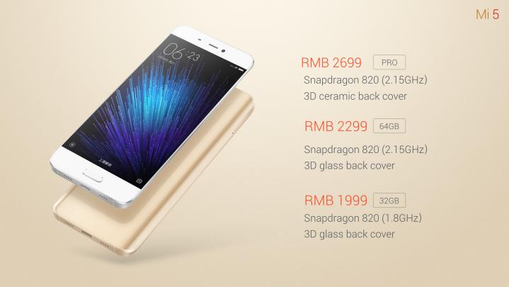 Xiaomi Mi5 40