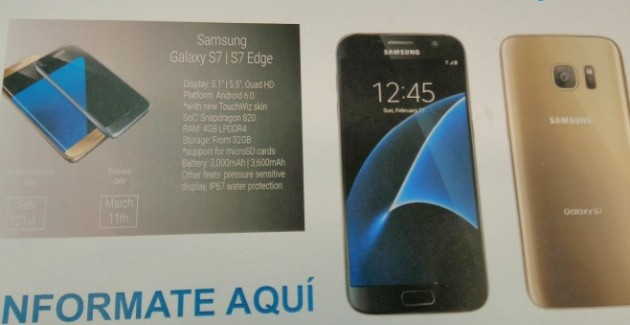 brosura Samsung Galaxy S7