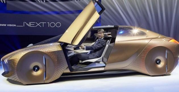 BMW Next 100 Years