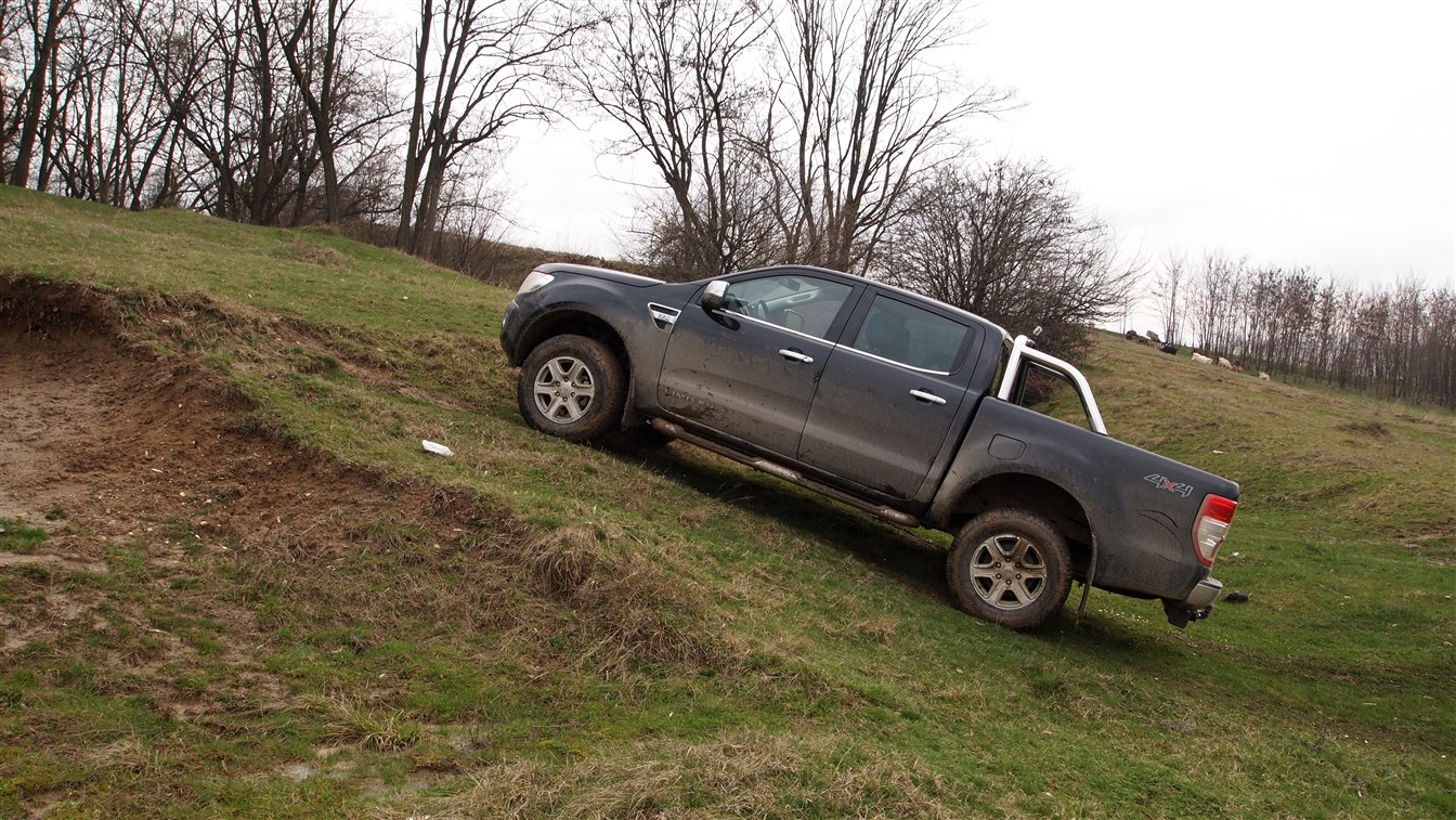 Ford Ranger 2.2 TDCi Duratorq 150 CP 4x4 Automatic Off Road Sesion (12)