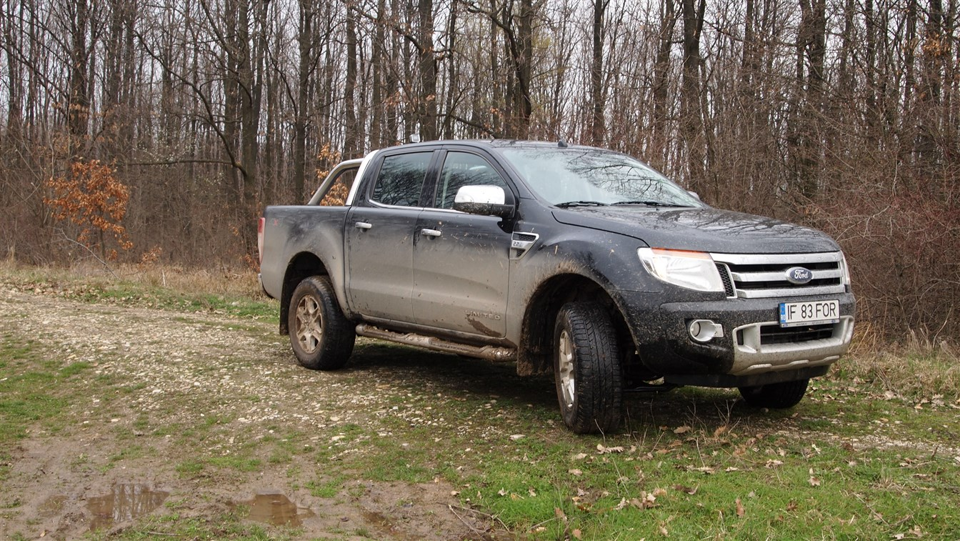 Ford Ranger 2.2 TDCi Duratorq 150 CP 4x4 Automatic Off Road Sesion (15)