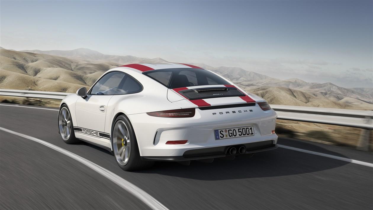 Porsche 911 R (2)