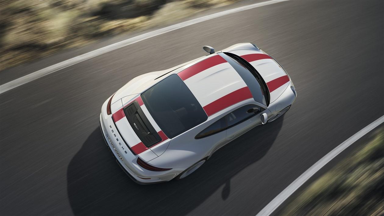 Porsche 911 R (3)