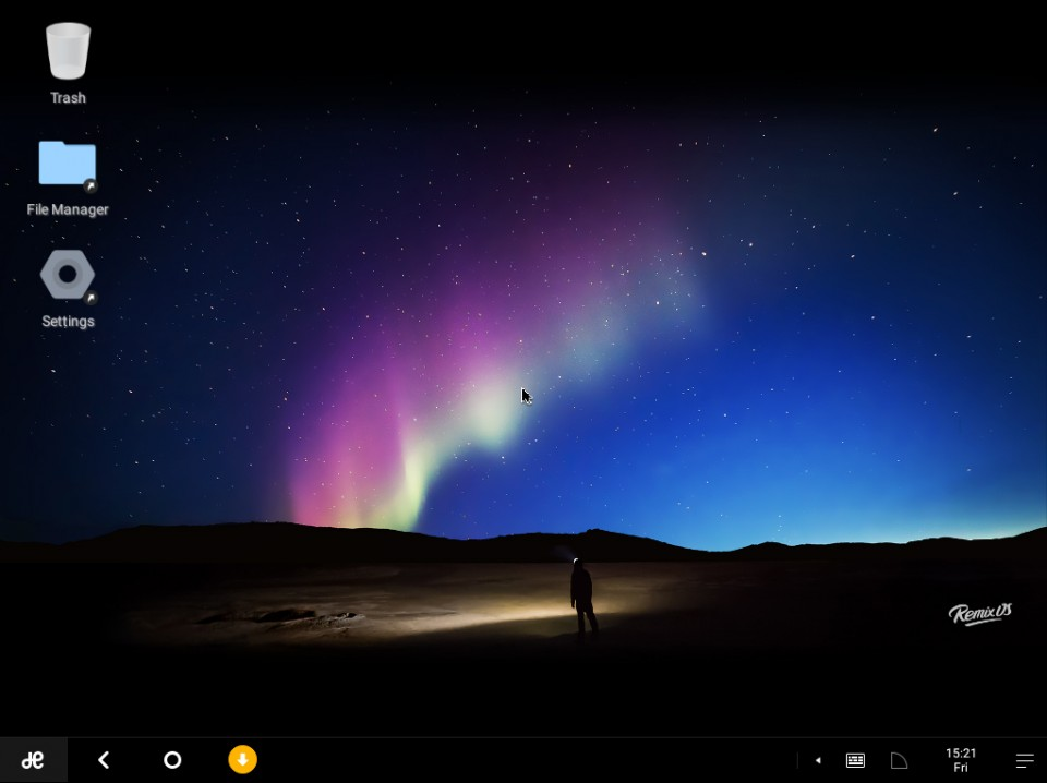 Instaleaza Remix OS Android pe un PC in dual boot cu Windows