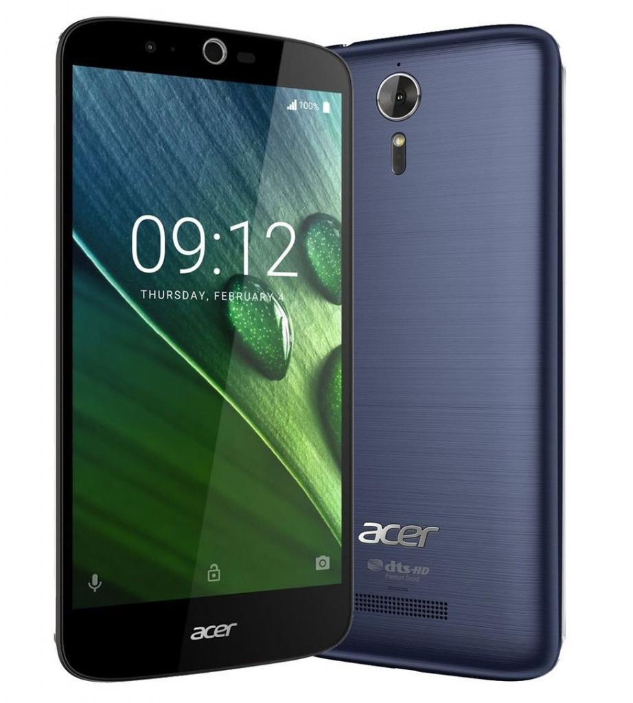 Acer Liquid Zest Plus 8
