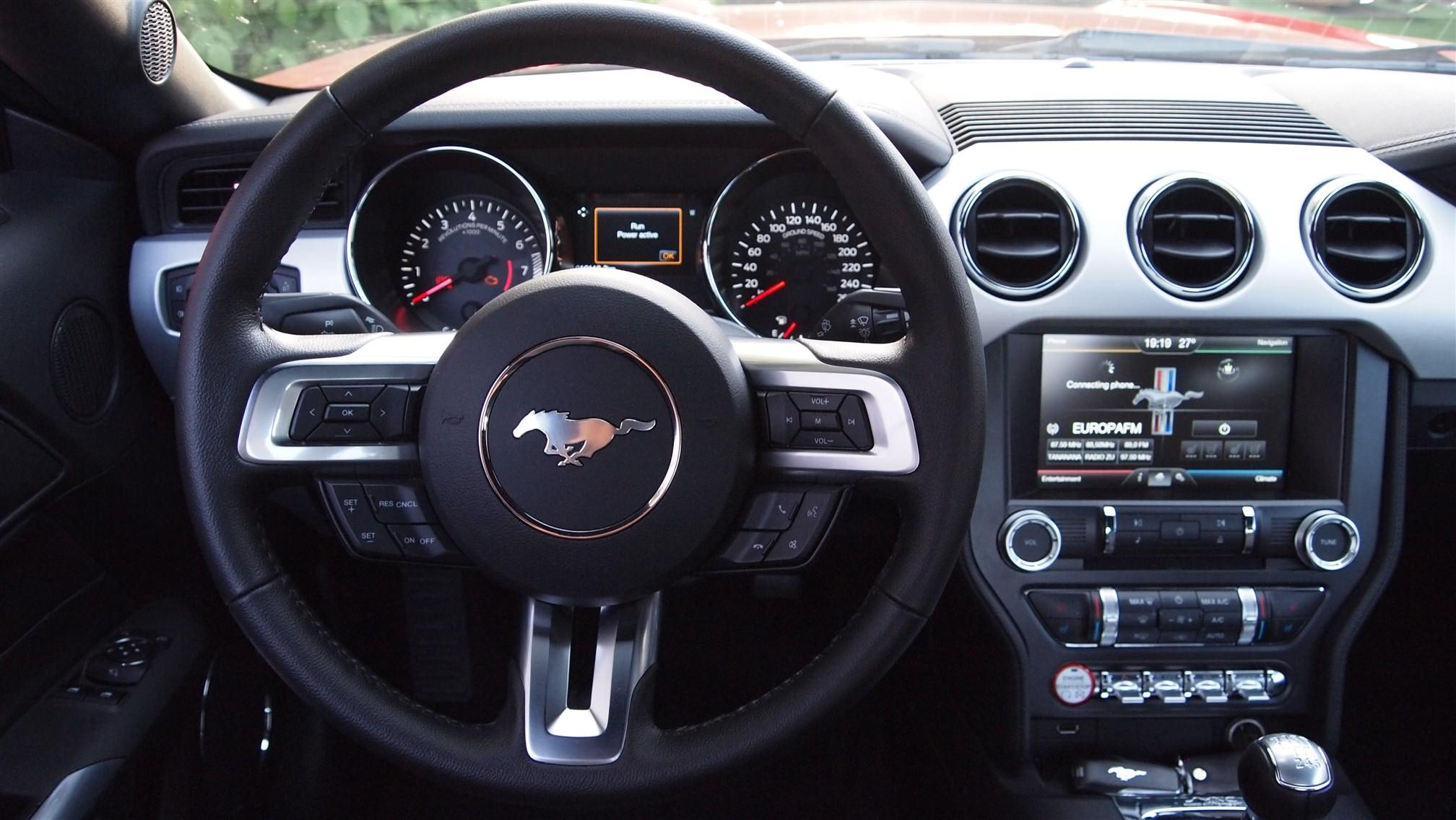 Ford Mustang Interior (9)