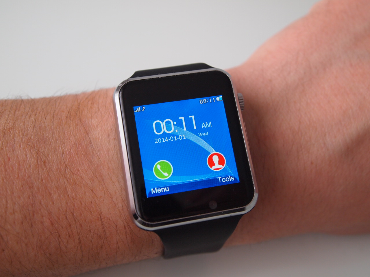 Smartwatch Media-Tech MT850 Active Watch GSM (4)