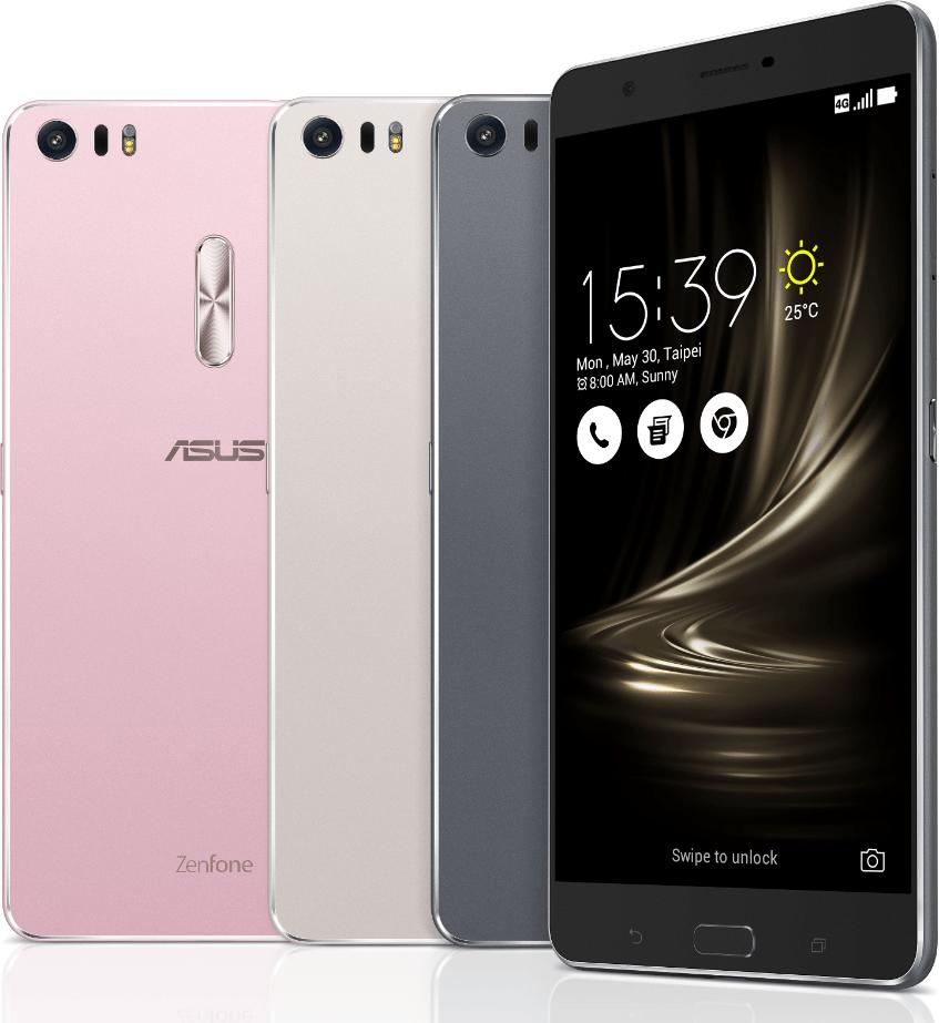 Culori ASUS Zenfone 3 Ultra