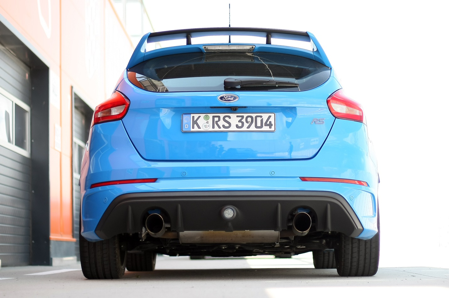 Ford Focus RS 050