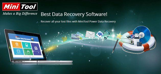 Recupereaza datele sterse sau pierdute cu MiniTool Power Data Recovery