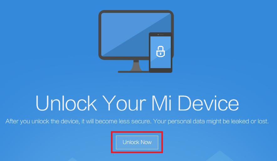 Deblocheaza bootloaderul unui device Xiaomi
