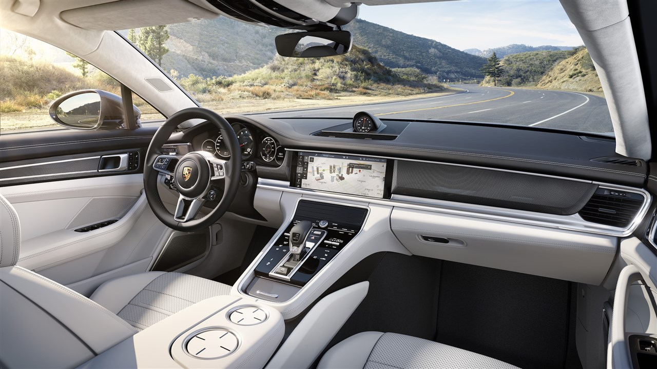 Noul Porsche Panamera