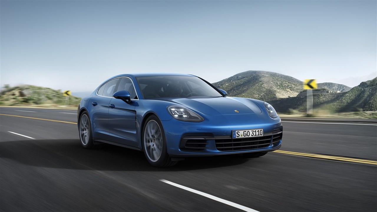 Noul Porsche Panamera (3)