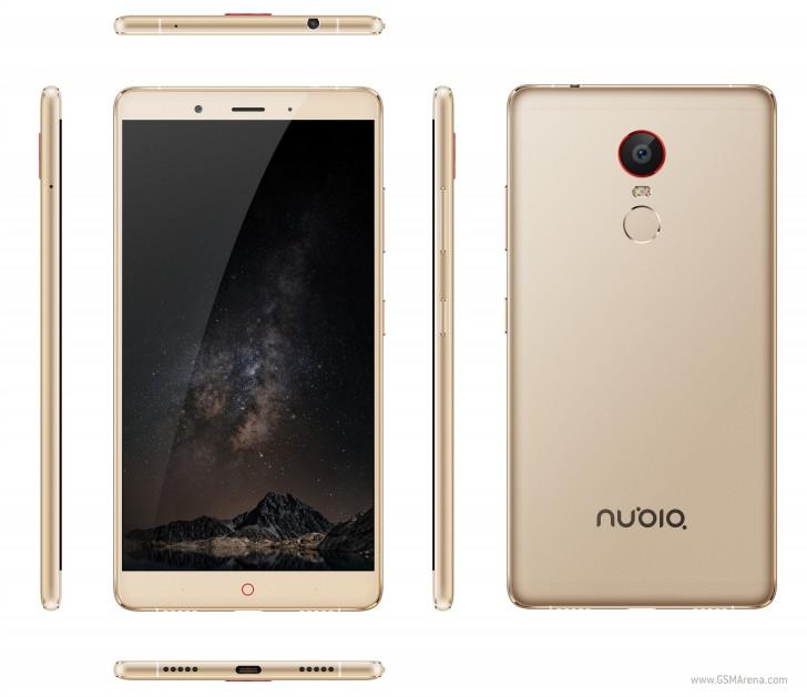 ZTE Nubia Z11 Max 6