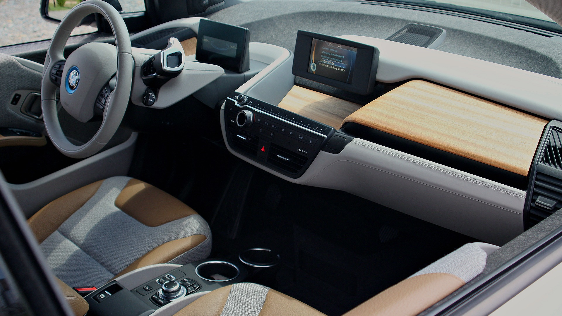 BMW i3 Interior (13)