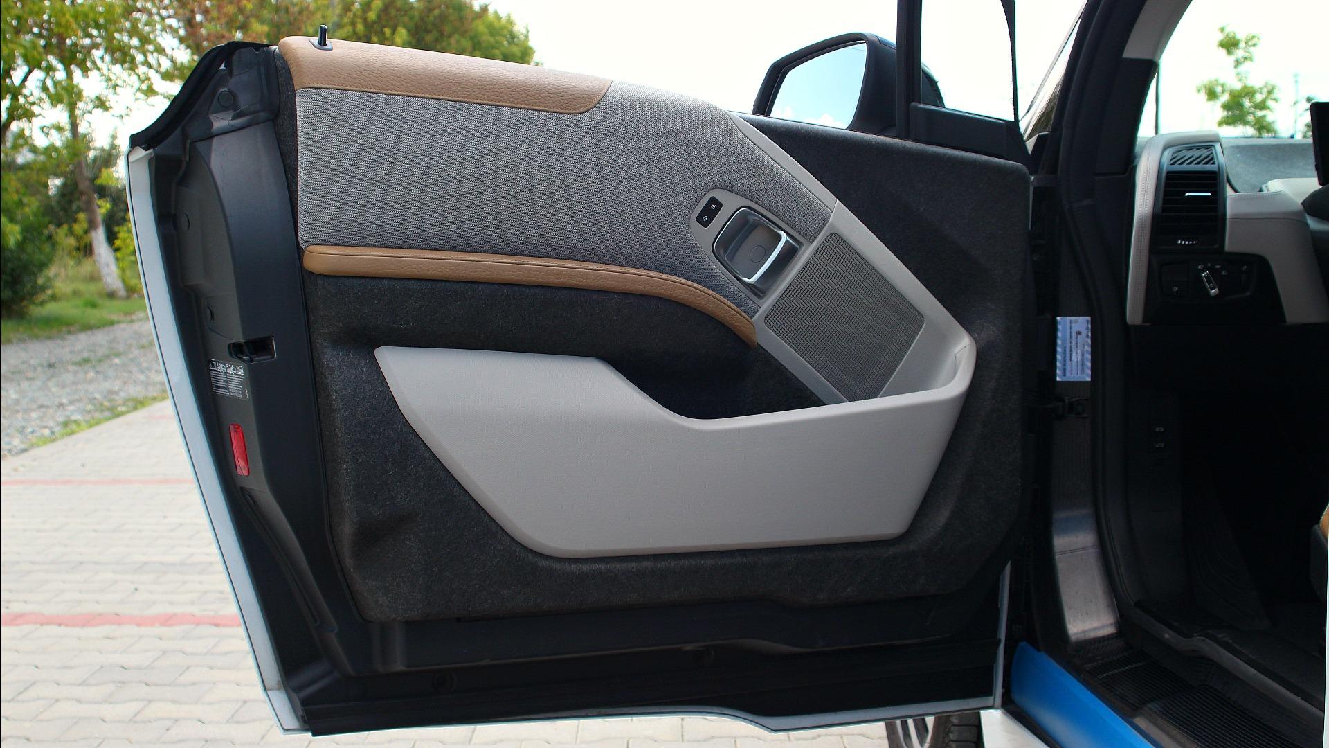 BMW i3 Interior (2)