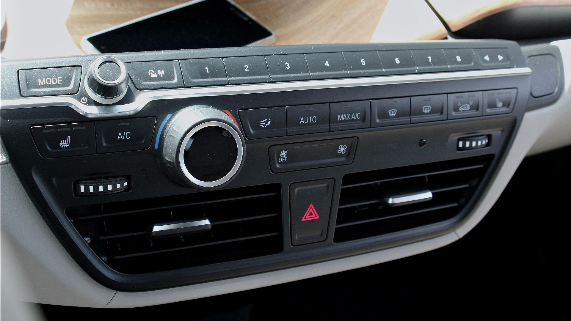 BMW i3 Interior (8)