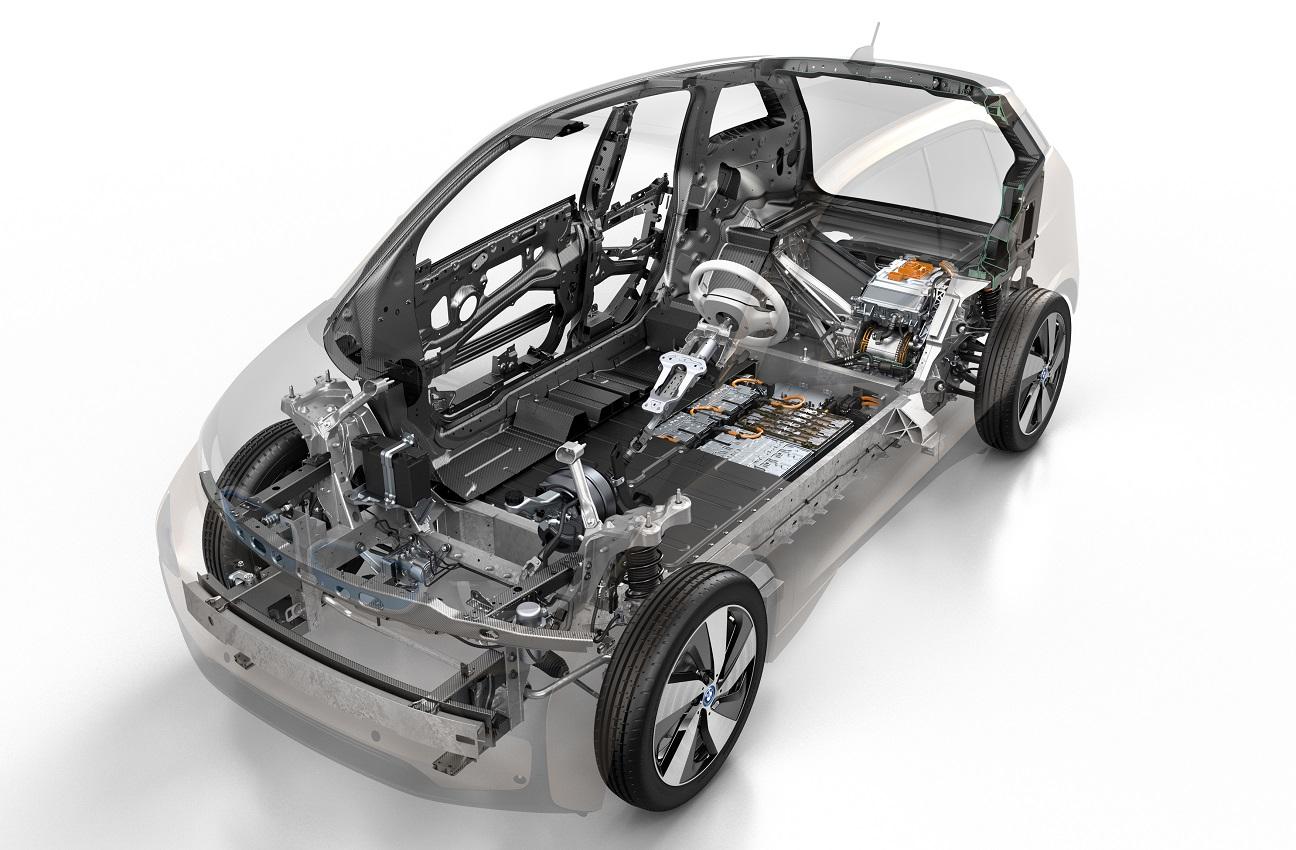 BMW i3 sasiu