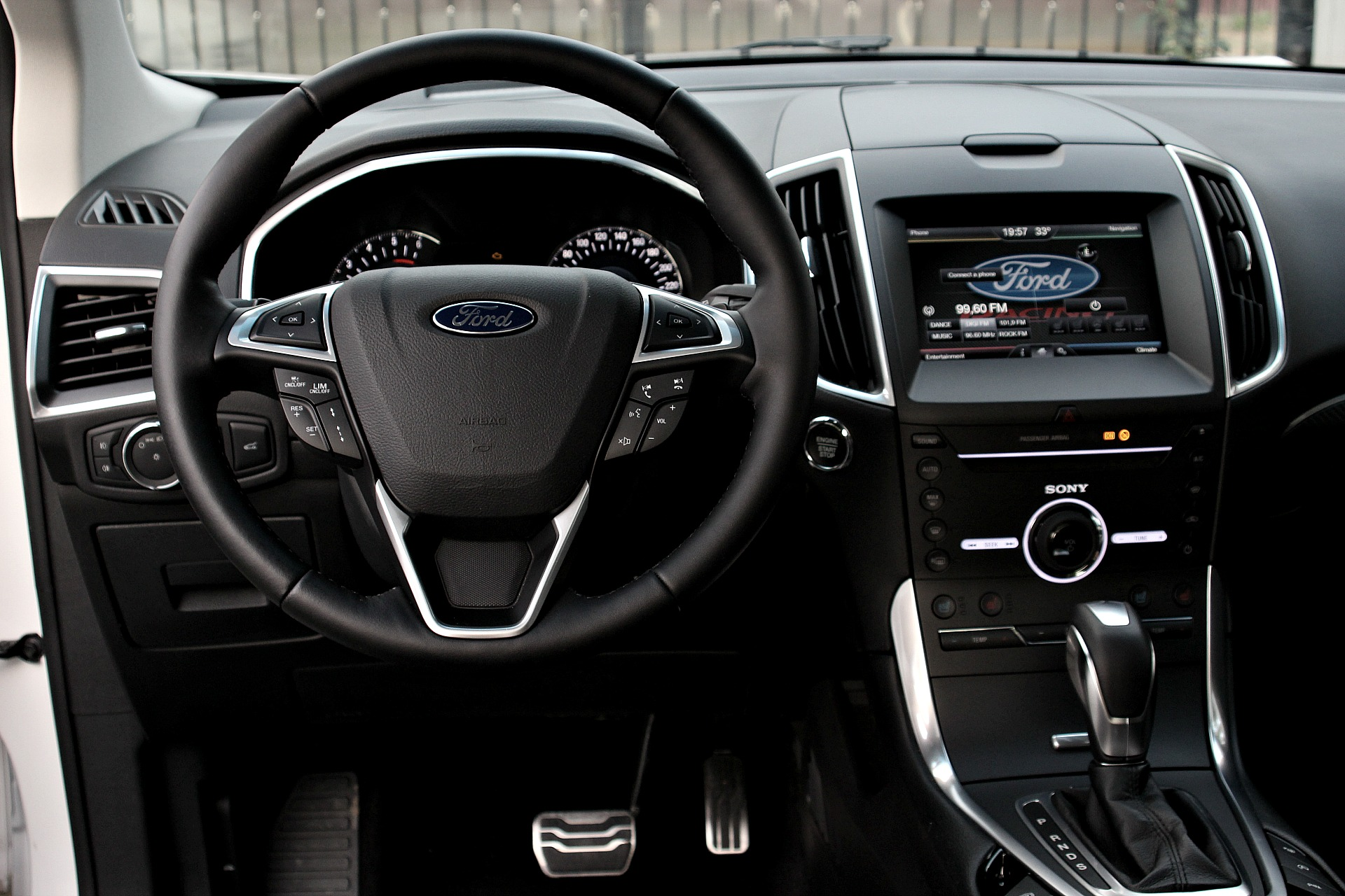 Ford Edge Interior (14)