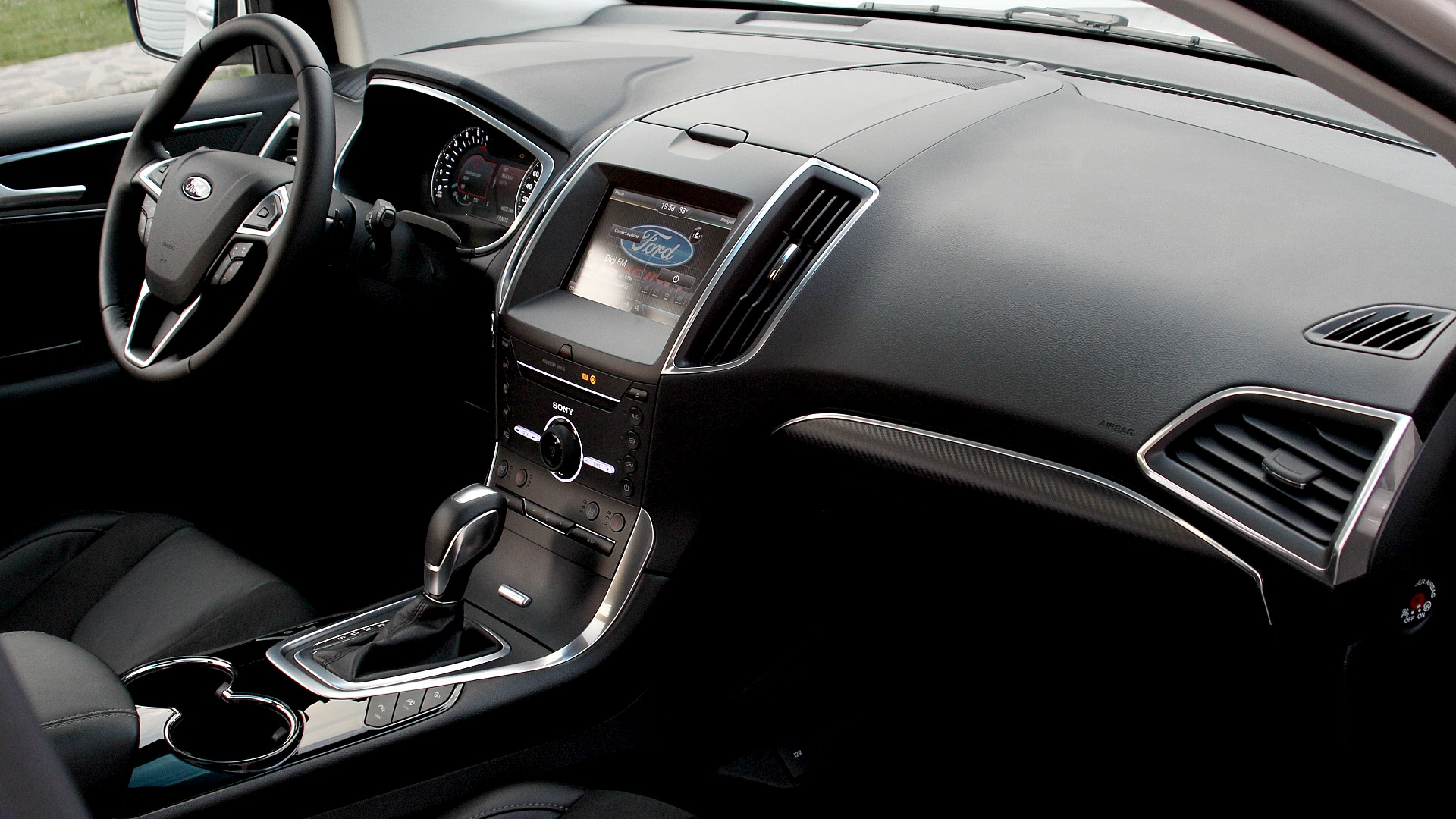 Ford Edge Interior (15)