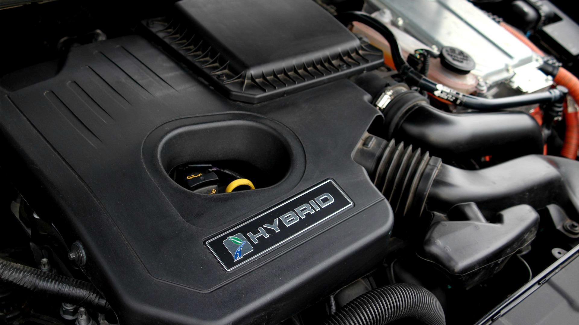 Ford Mondeo Vignale Hybrid motor