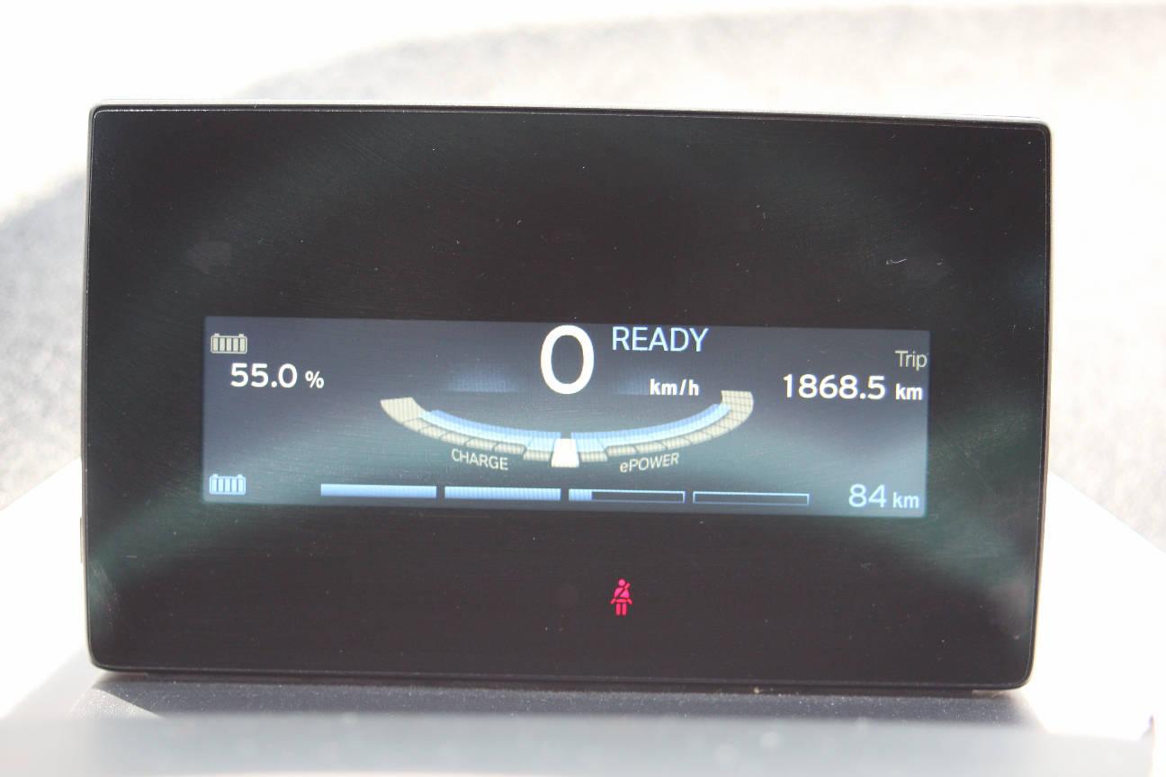 Tablou bord BMW i3