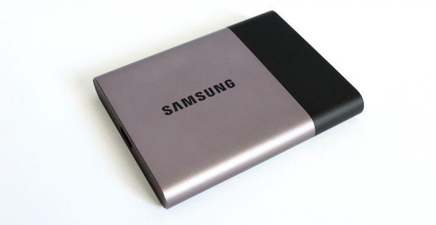 SSD extren Samsung T3 250 GB