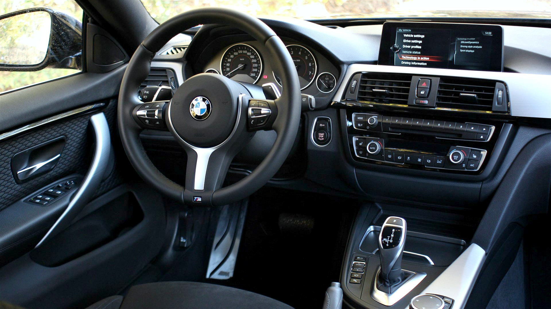 Bmw 430i Gran Coupe Xdrive At Review Gadget Ro Hi