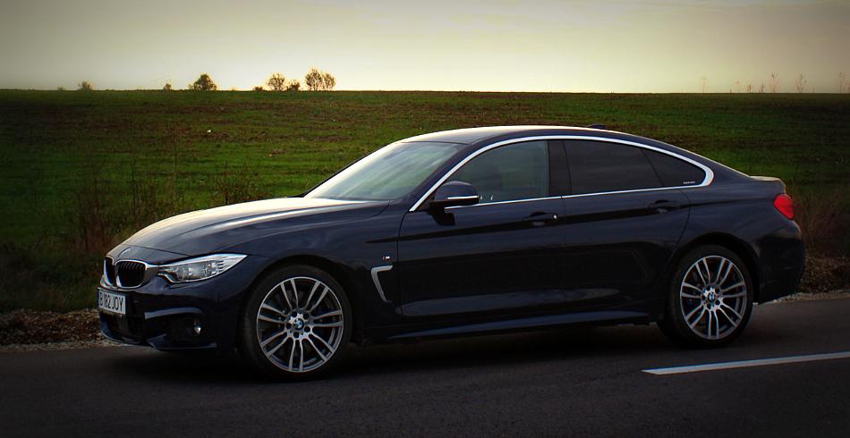 BMW 430i Gran Coupe xDrive AT