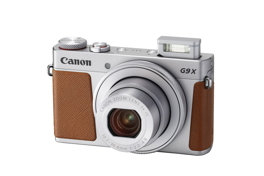 Canon G9 X Mark II Silver