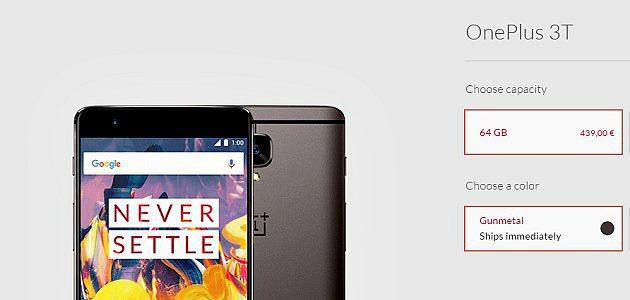 OnePlus 3T livrare imediata