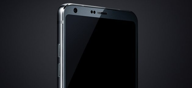 Prima imagine cu LG G6